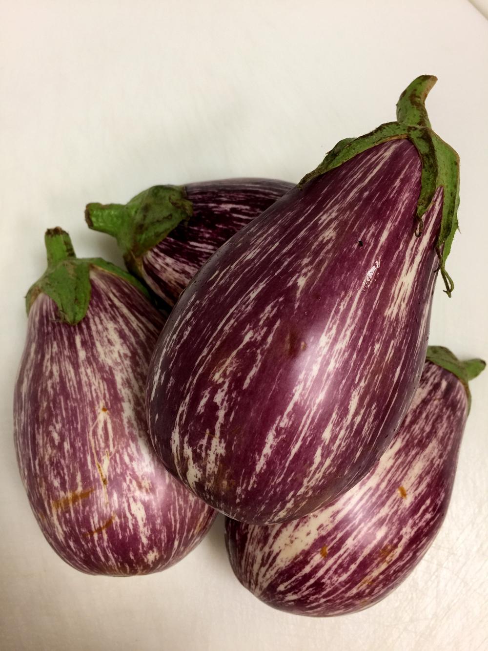 World Kitchen Private Chef Services Fresh Produce Eggplant