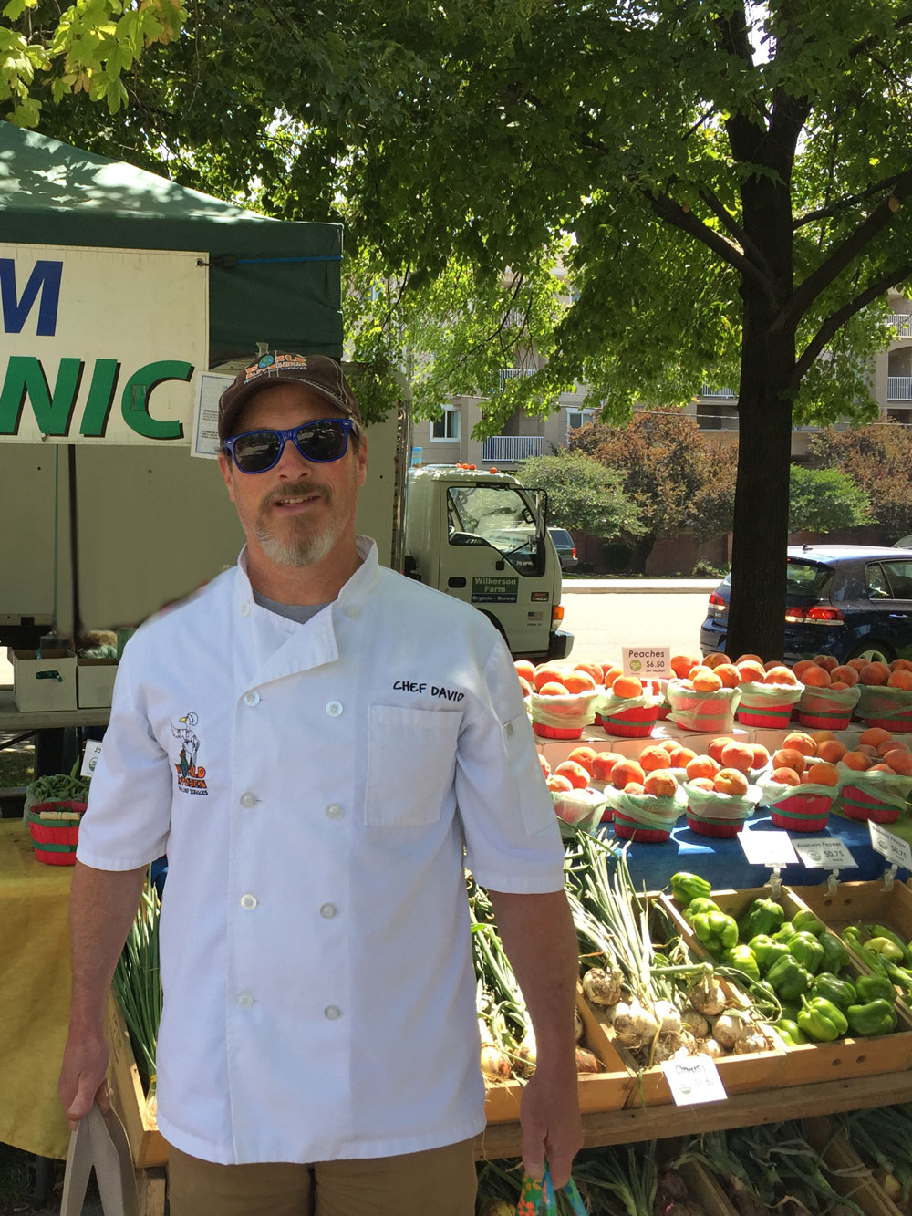 Private Chef Services Park City Chef David Farmers Market