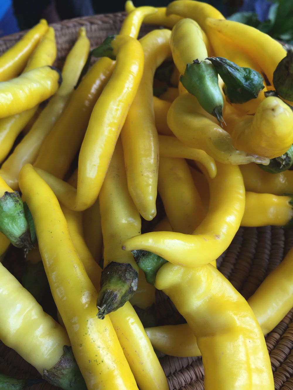 World Kitchen Private Chef Services Yellow Peppers