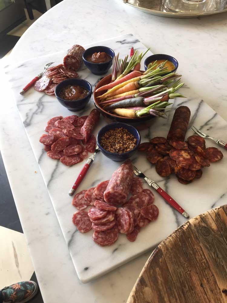 World-Kitchen-Private-Chef-Services-Charcuterie-Board-Salami